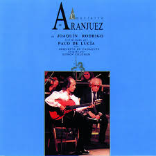 Concierto de Aranjuez, interpretado por Paco de Lucía