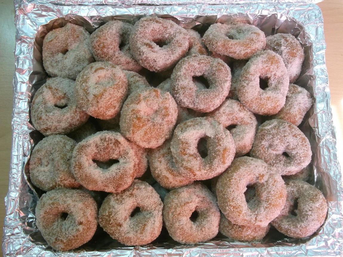 Roscos Fritos para Semana Santa