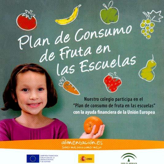 Plan de Consumo de Frutas en la Escuela