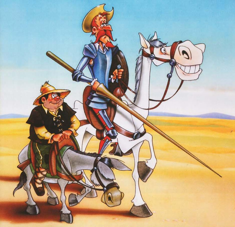 Sancho-Quijote