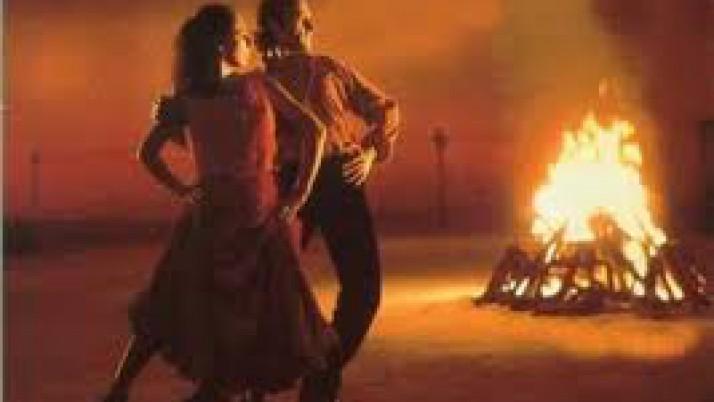 La Danza Ritual del Fuego (El Amor Brujo). Manuel de Falla