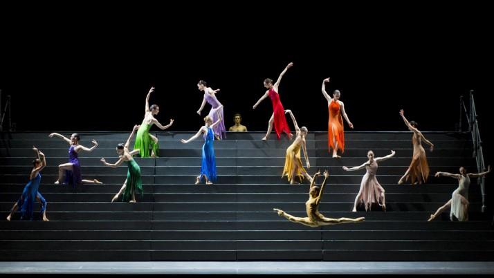 Danza de las Horas de la Gioconda de Ponchielli